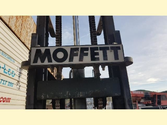 MOFFETT N2003 CARRETILLA ELEVADORA - foto 6