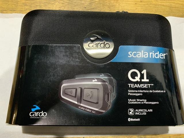 INTERCOMUNICADOR CARDO Q1 DOBLE - foto 1
