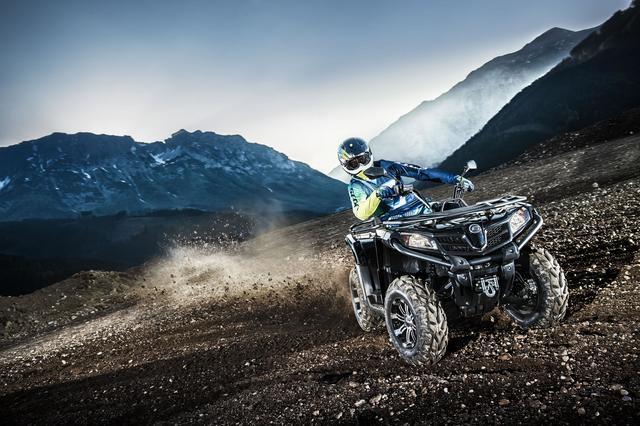 CF MOTO - ATV - foto 1