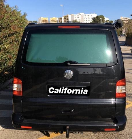 Asiento de coche para referencias volkswagen t5 2003-Front 1+1 negro ya referencia auto referencia