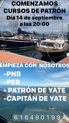 INICIO  CURSO DE PNB,  PER,  P.  DE YATE - foto 1