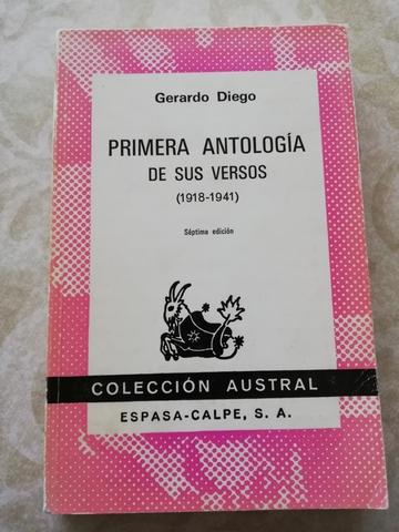 POESÍA,  LOTE 4 LIBROS - foto 3