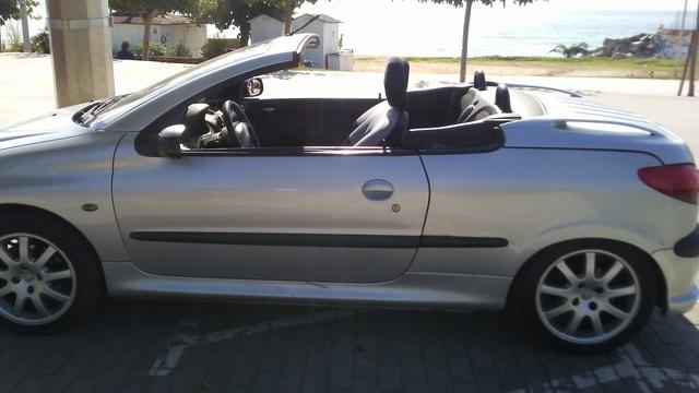Mil Anuncios Com Peugeot Cabrio 206cc