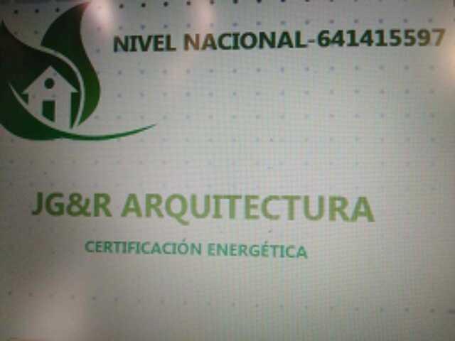 CERTIFICADO EFICIENCIA  ENERGETICA/35 - foto 1