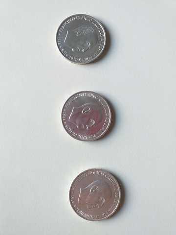 Monedas De 100 Ptas De Franco