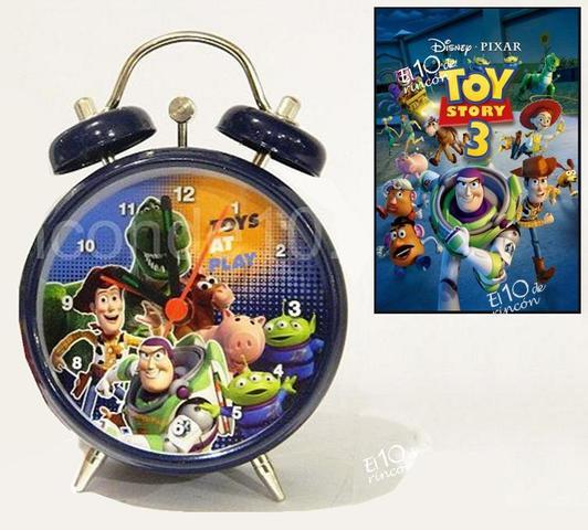 Reloj Despertador Toy Story 3