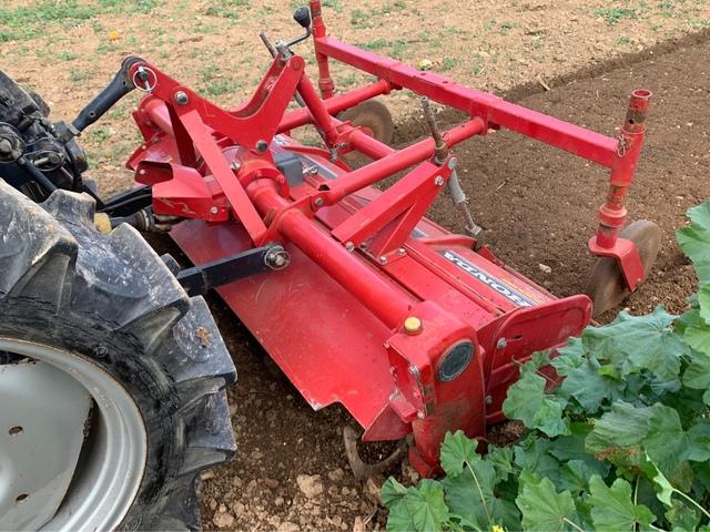 Massey Ferguson MF 168 y MF 188 tractor de planta mano libro
