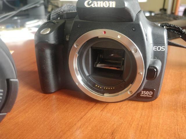 CANON 350D + SIGMA 18-200 + FLASH 430EX, usado segunda mano  Lugo