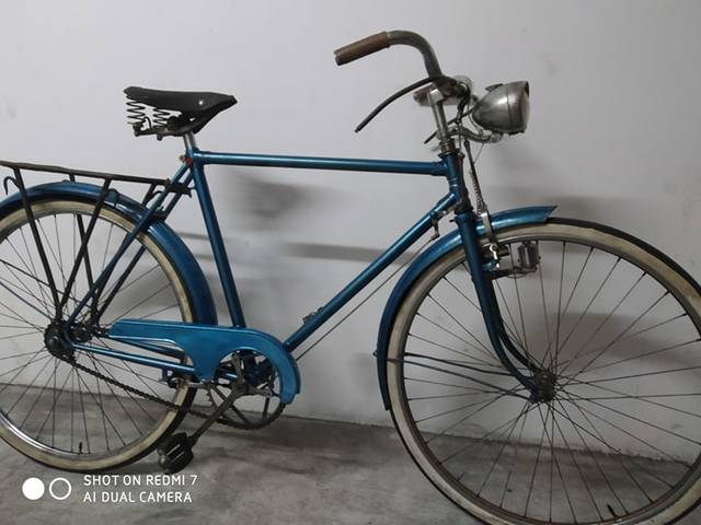 Bicicleta Orbea  Varillas Caballero