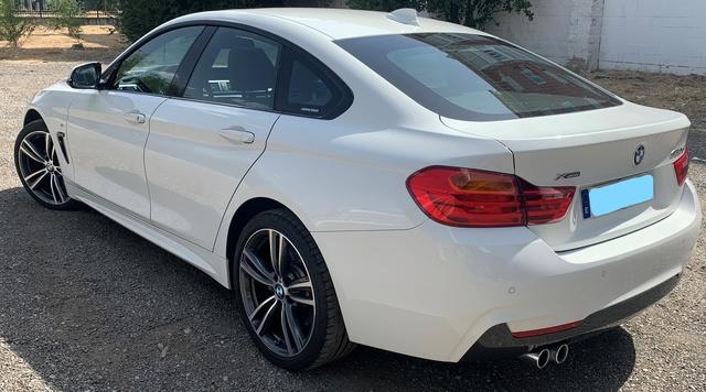 Atticus Entender Oscurecer  MIL ANUNCIOS.COM - BMW 430 Xdrive Gran Coupe