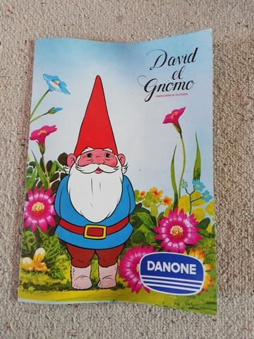 Album De Cromos De David El Gnomo