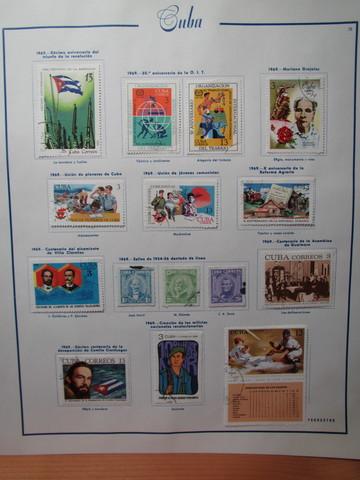 Cuba 1969 Pagina 11 Sellos