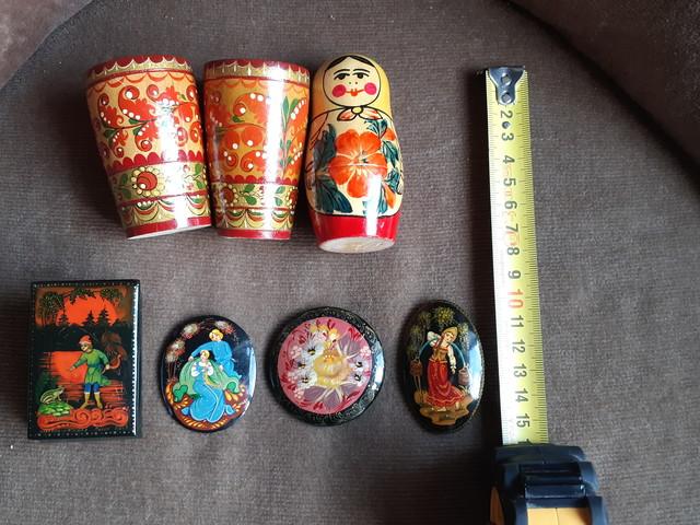Miniaturas Ruso
