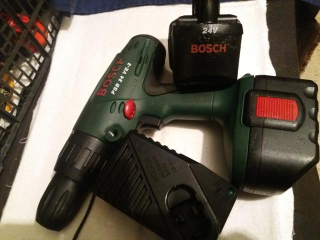 Atornillador  Bosch De 24 V