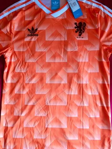 Holanda Eurocopa 1988 Camiseta