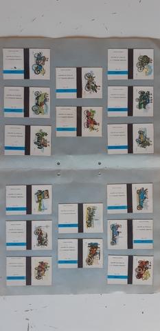 30 Cajas Cerillas - Coches Antiguos