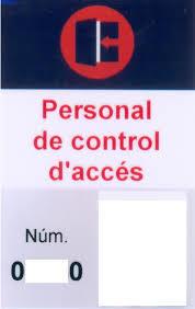 PERSONAL DE CONTROL DE ACCESO - foto 1