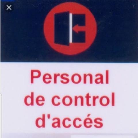PERSONAL DE CONTROL DE ACCESO - foto 3