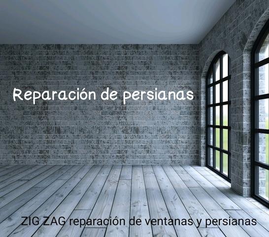 ZIG ZAG VENTANAS & PERSIANAS 342520557 - foto 1