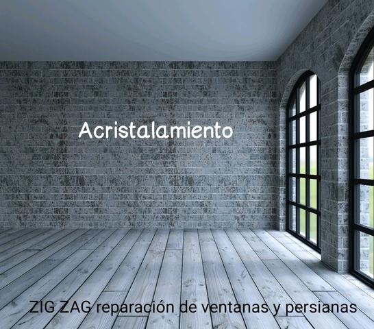 ZIG ZAG VENTANAS & PERSIANAS 342520693 - foto 1