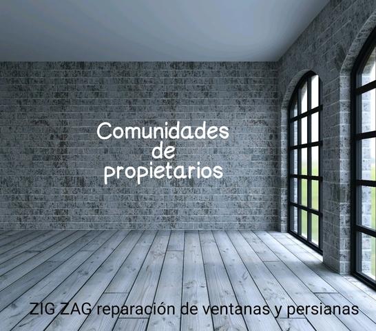 ZIG ZAG VENTANAS & PERSIANAS 342522027 - foto 1