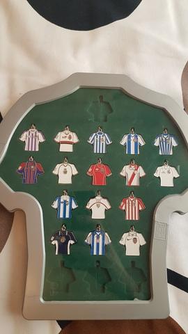 Llaveros Camiseta La Liga