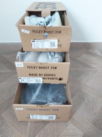caja de yeezy