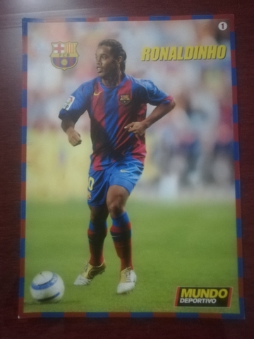 Posters Barca 04/05
