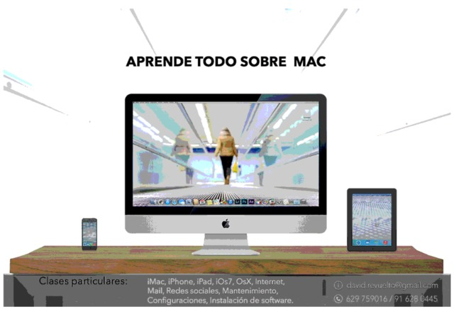 MAC,  IPHONE O IPAD - EN REMOTO - foto 1