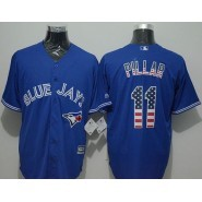 BEISBOLERA MLB BLUE JAYS PILLAR AZUL - foto 1