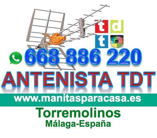 ANTENISTA TDT TORREMOLINOS - foto 1