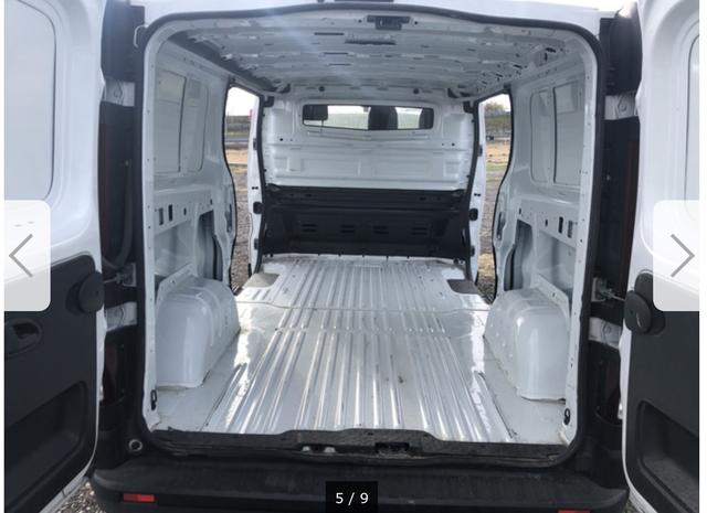 Asiento de coche referencias Opel Vivaro II 14 1+2 delanteros negro Transporter ya referencia