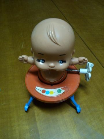 Juguete Vintage Bebé