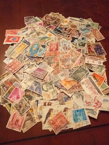 750 Sellos De España