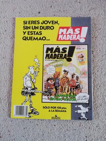 COMIC EL CAPITAN TRUENO DE 1986 - foto 4