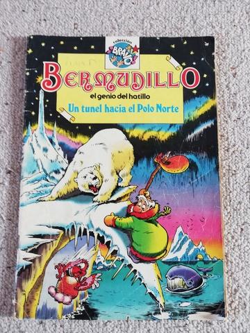 Comic Bermudillo Coleccion Bravo