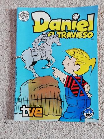CHISTE DE DANIEL EL TRAVIESO - foto 1