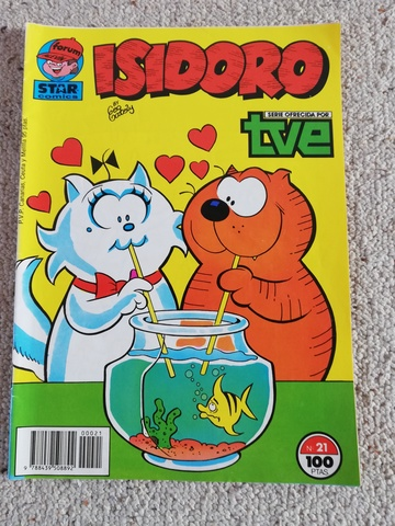 Comic De Isidoro De 1988
