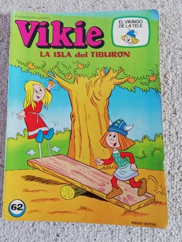 COMIC VIKIE DE LOS 80 - foto 1