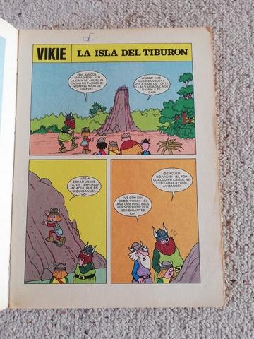 COMIC VIKIE DE LOS 80 - foto 3