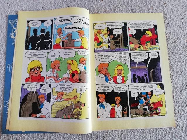 COMICS SCOOBY DOO DE 1985 - foto 2