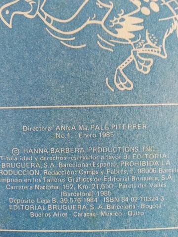 COMICS SCOOBY DOO DE 1985 - foto 4
