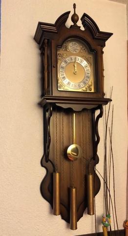 Reloj De Pared Marca Tempus Fugit