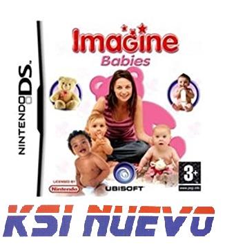 JUEGO NINTENDO DS IMAGINE BABIES - foto 1