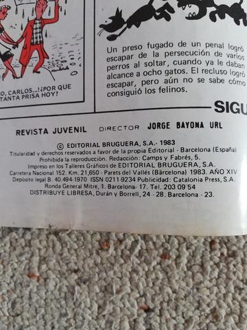COMICS MORTADELO 1983 - foto 4