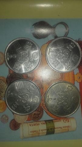 Coleccion Monedas Mundial 82.