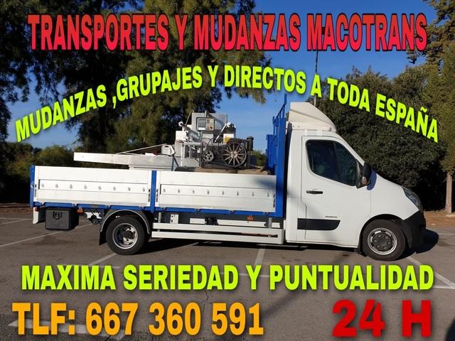 MUDANZAS LAS 24 HORAS A TODA ESPAÑA - foto 3