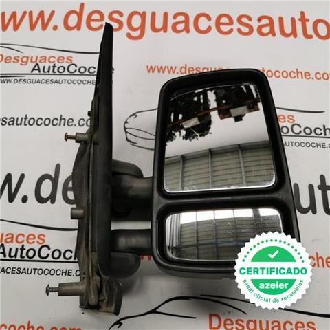 Controlador de mano derecha lateral para Opel Movano 2003-2009 Cristal Del Espejo Ala Inferior