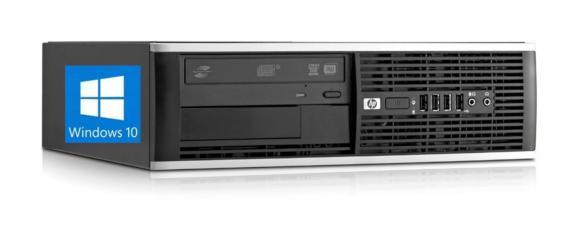 10 ORDENADORES HP 8300 I5 8 GB RAM 500 H - foto 1