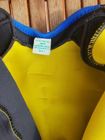 TRAJE NEOPRENO JAG SURF DE NIÑO - foto 3